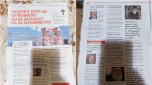brosura anti-vaccin in judetul alba