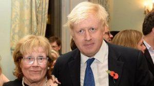 Mama lui Boris Johnson a murit. Cine a fost Charlotte Johnson-Wahl