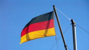 Drapelul Germaniei.