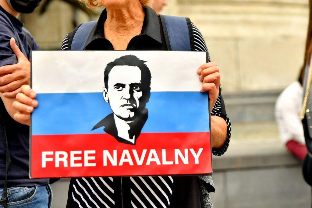 """Navalnîi, cel mai mare opozant al lui Putin, este acuzat de activități """"extremiste"""""""
