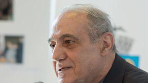 Ziaristul Horia Alexandrescu.