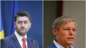 """Primele reacții apărute după ce Florin Cîțu a demis secretarii de stat USR PLUS: """"Câtă nerușinare din partea premierului zombie!"""""""