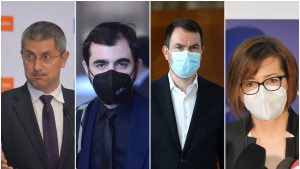 Coaliția se destramă. Miniștrii USR PLUS demisionează din Guvern