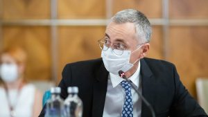 Stelian Ion în ședința de Guvern. Foto: gov.ro