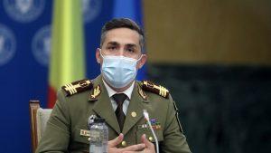Valeriu Gheorghiță în conferință de presă la Guvern. Foto: gov.ro