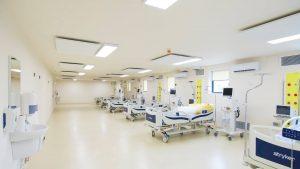 Spital modular Piatra-Neamț