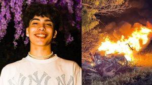 TikTokerul Gabriel Salazar, în vârstă de 19 ani, a murit după o urmărire a poliției