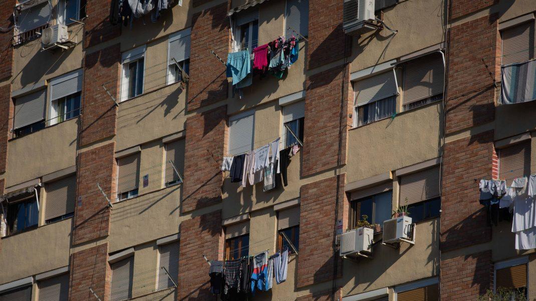 Clădire în Spania
