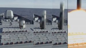 Rusia a testat o rachetă hipersonică de la bordul unui submarin