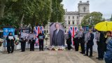 Sir David Amess, în vârstă de 69 de ani, a fost ucis vineri în biroul său