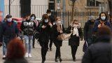 Incidența în Capitală a ajuns duminică la 16,27 la mia de locuitori