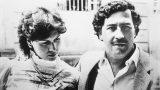 Pablo Escobar - foto alb negru