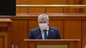 Florin Roman preia conducerea Camerei Deputaților pentru două săptămâni