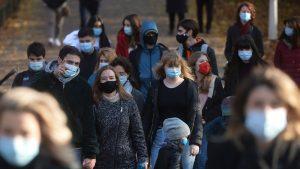 Confrom DSP București, rata de infectare este de 16,1 la mia de locuitori.