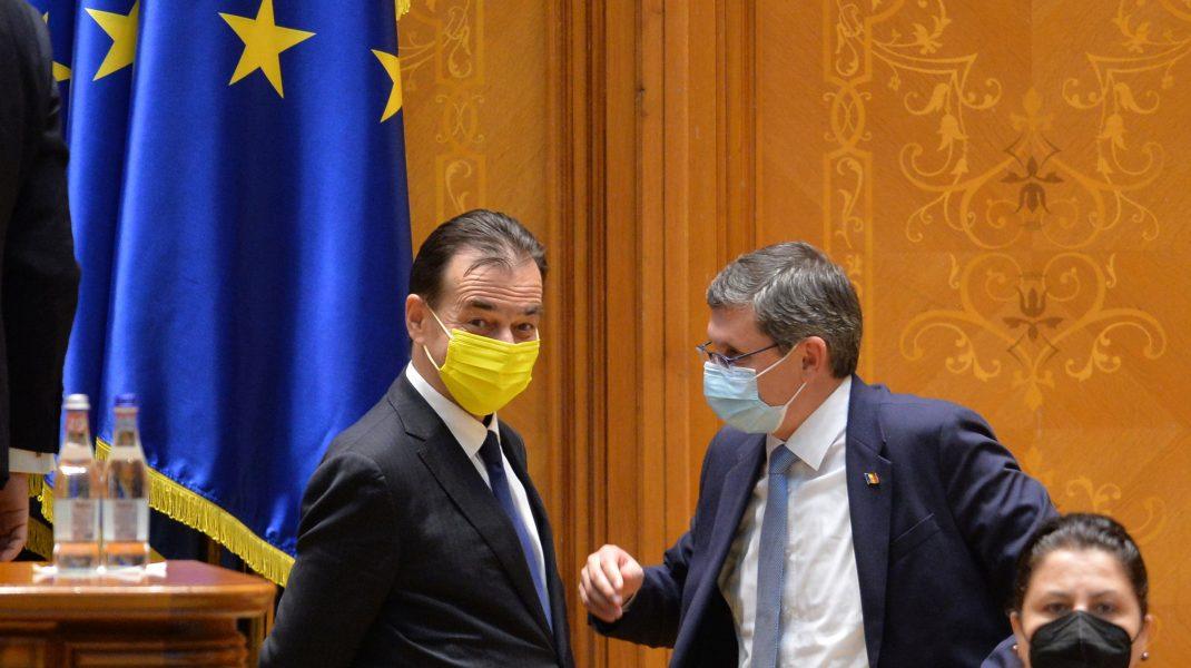 Ludovic Orban este susţinut de 41 de parlamentari PNL pentru numirea în funcţia de premier.