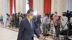 Ludovic Orban și-a depus, miercuri, demisia din funcţia de preşedinte al Camerei Deputaţilor.