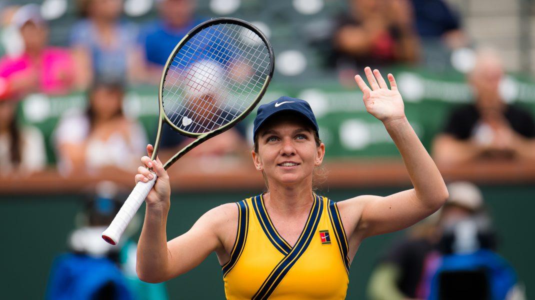 Aliaksandra Sasnovic a eliminat-o pe Simona Halep (17 WTA) la Indian Wells.