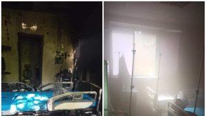 Șapte oameni au murit în incendiul de la Spitalul de boli infecțioase din Constanța.